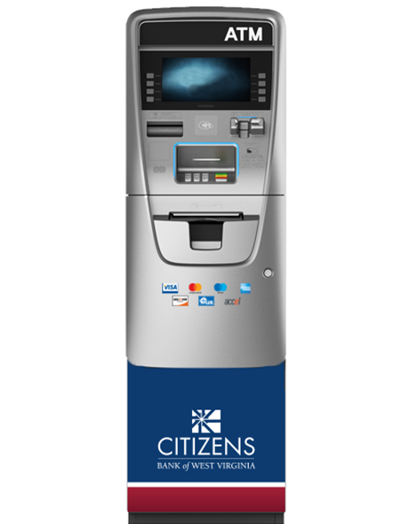image of a Citizens Bank ATM